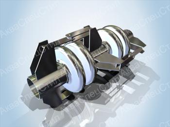 Компенсаторы линзовые осевые, сальниковые Ду 100-600 мм ОСТ 34.10.569-93