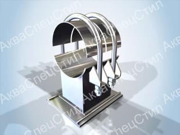 ОСТ 108.275.36-80 Опора скользящая направляющая трубопроводов наружным диаметром 325 мм для АЭС